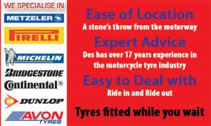 Best Brands of motorbike tyres